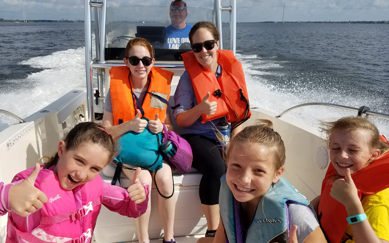 boating exploration