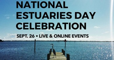National Estuaries Day Celebration 2020