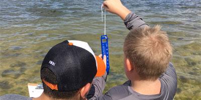 MRC Summer Camp Water Test