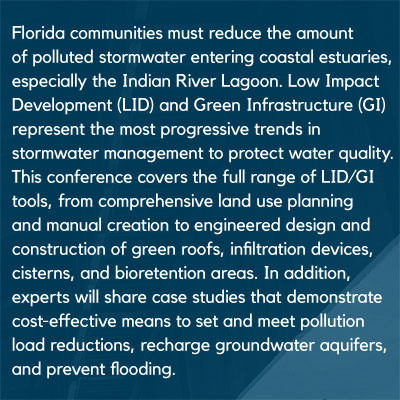Low Impact Development and Green Infrastructure represent the most progressive trends in stormwater management to protect water quality.
