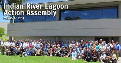 Indian River Lagoon Action Assembly May 15–17, 2014
