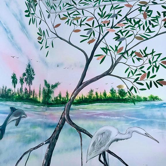 Mangrove Giving Tree