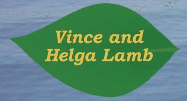 Vince and Helga Lamb