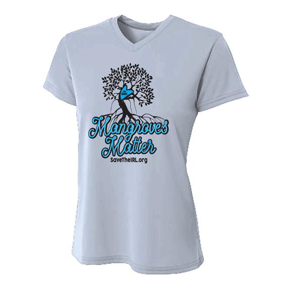 MRC Mangroves Matter Ladies T-Shirt