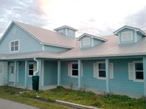 Lagoon House exterior