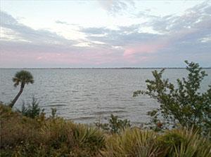 Lagoon House view