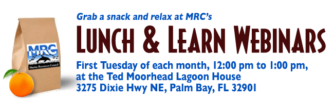MRC's Lunch and Learn Webinars
