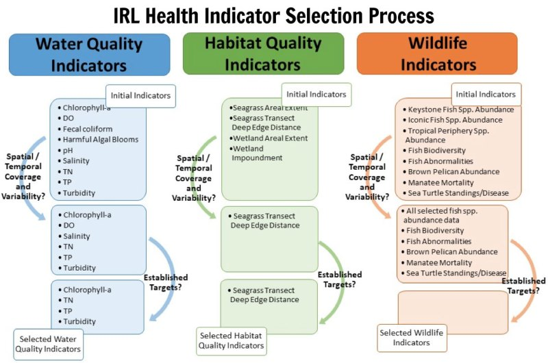 IRL Health Indicator Selection Process