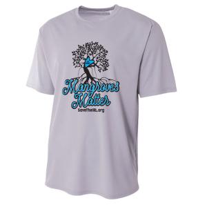 MRC Mangroves Matter Unisex T-Shirt