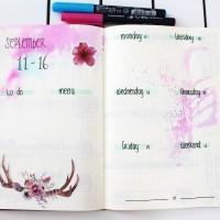61 x ideeën voor in je bullet journal