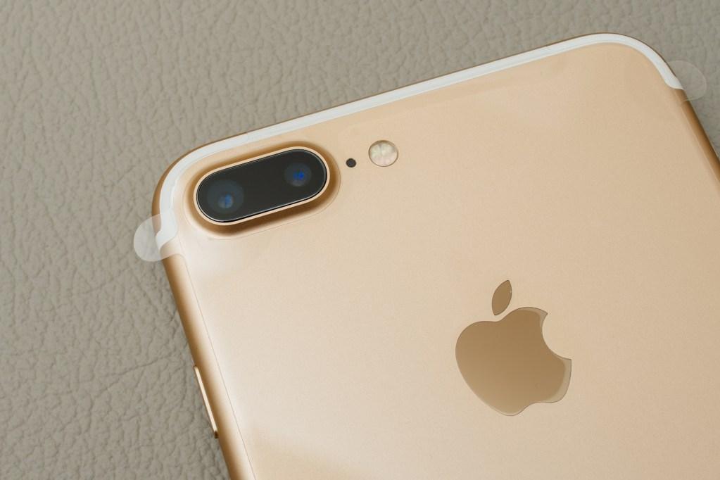 iPhone 7 plus, ik hou van jou