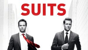 Suits op Netflix, yeah i know i'm late