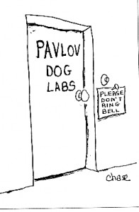 Pavlov and Saving Your Marriage