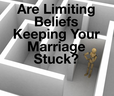 Are limiting beliefs limiting your marriage?  Yep.  Listen to the podcast to learn more.