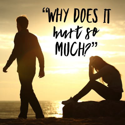 Why does it hurt so much when your marriage is in crisis?