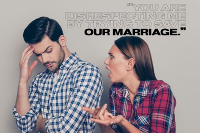 Save The Marriage: Even if only YOU want to! – Are you ready to save