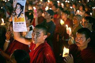 В поисках Панчен-ламы