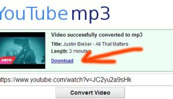 Youtube Mp3 Converters Status Update (sites broken, down, or