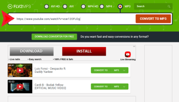 YTtoMp3 org Review Tutorial Youtube to Mp3 convert and video download