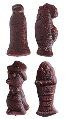 guimauves Etna 5 alternatives originales aux traditionnels oeufs de Pâques