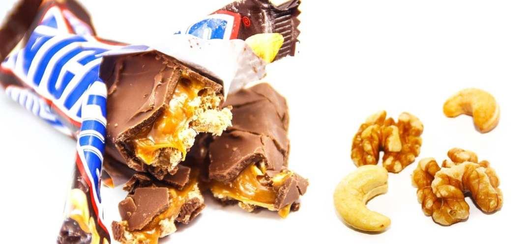 Snickers Le KitKat élu meilleure barre chocolatée au monde