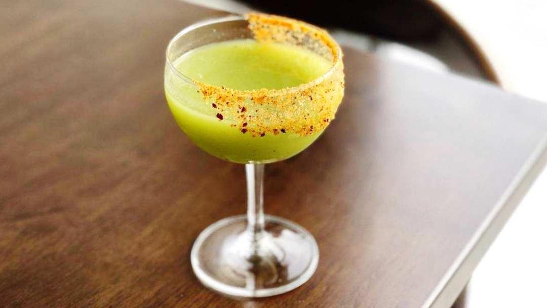 """Un resto invente le cocktail au goût """"toast à l'avocat"""""""