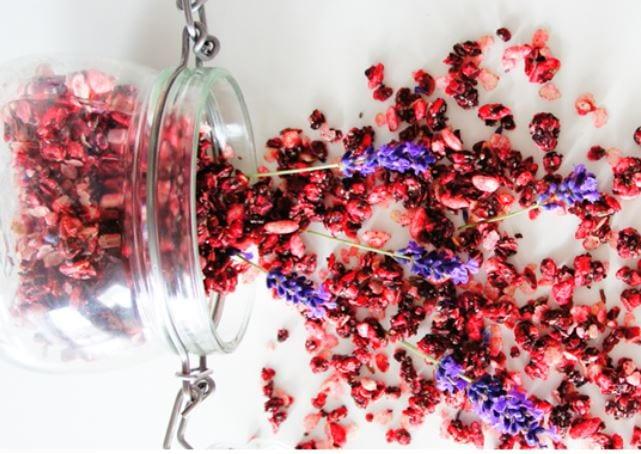 Le Flowerola, l'ingrédient qui fleurit en beauté le petit déjeuner