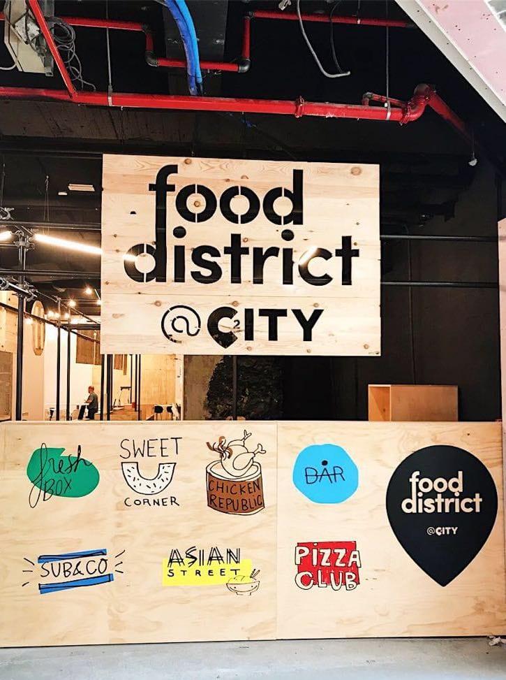 Bruxelles accueille un food court qui va ravir les gourmets
