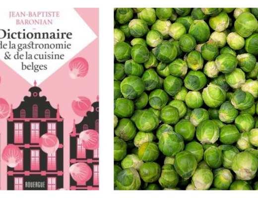 """""""Dictionnaire de la gastronomie et cuisine belges"""""""