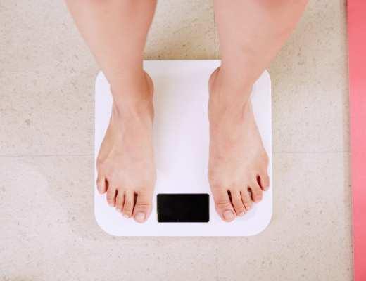 Le poids obsède pendant le confinement - Unsplash
