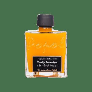 Vinaigre carré balsamique à la pulpe de mangue 250 ml