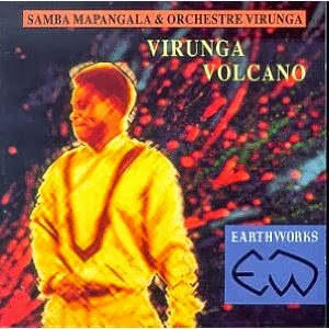 Samba Mapangala and Orchestre Virunga - Virunga Volcano_Earthworks_1990