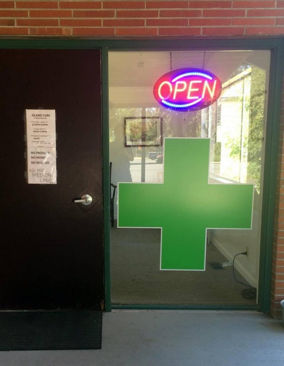 Vashon pot dispensary continues to sell after July 1 cutoff