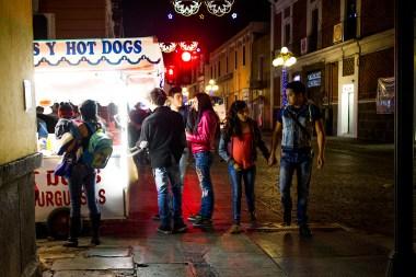 Hot dogs Puebla