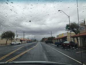 downtown Eloy AZ