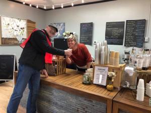 coffee shop in Paulding OH