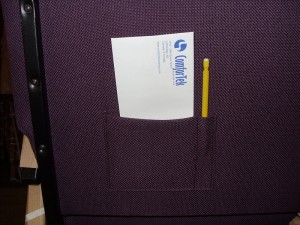 church chair accessories green fishing archives save your money fabric card pockets for chairs with pen slots