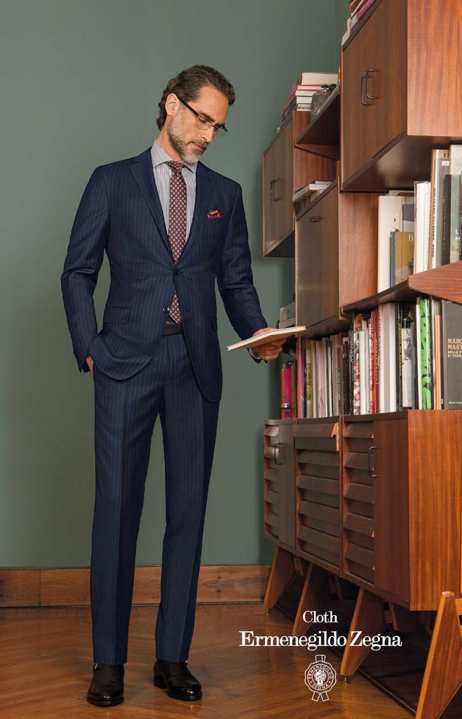 What is the Right Length for a Man's Suit Coat?