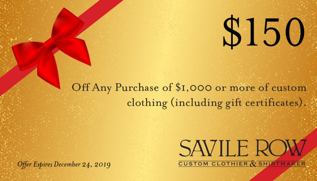 Get $150 off a store full of great holiday gift ideas.
