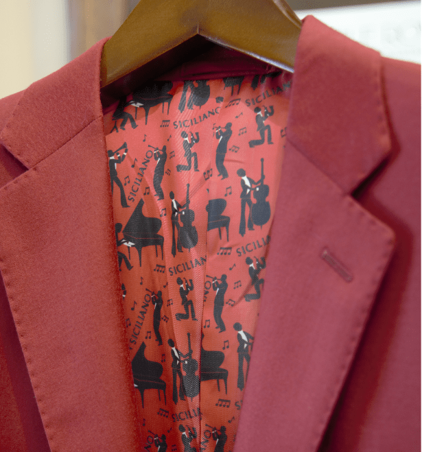 Accessories: The little things add up for a Man's Suit or Sport Coat.