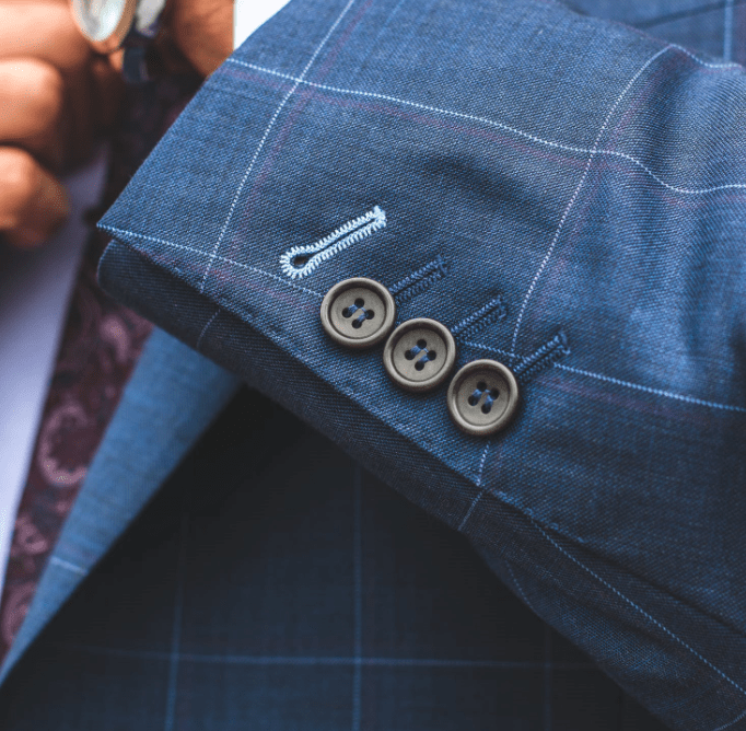 Buttons: Bringing Closure to an Important Detail.
