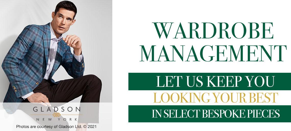 Savile Row Wardrobe Management - St. Louis