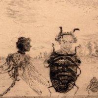 """""""Los Insectos singulares"""" de James Ensor. La historia de un amor platónico"""