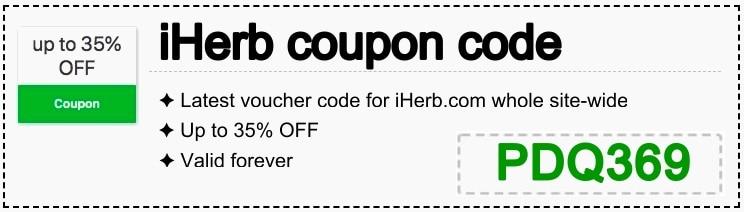 iHerb.com Coupons, Promo Codes