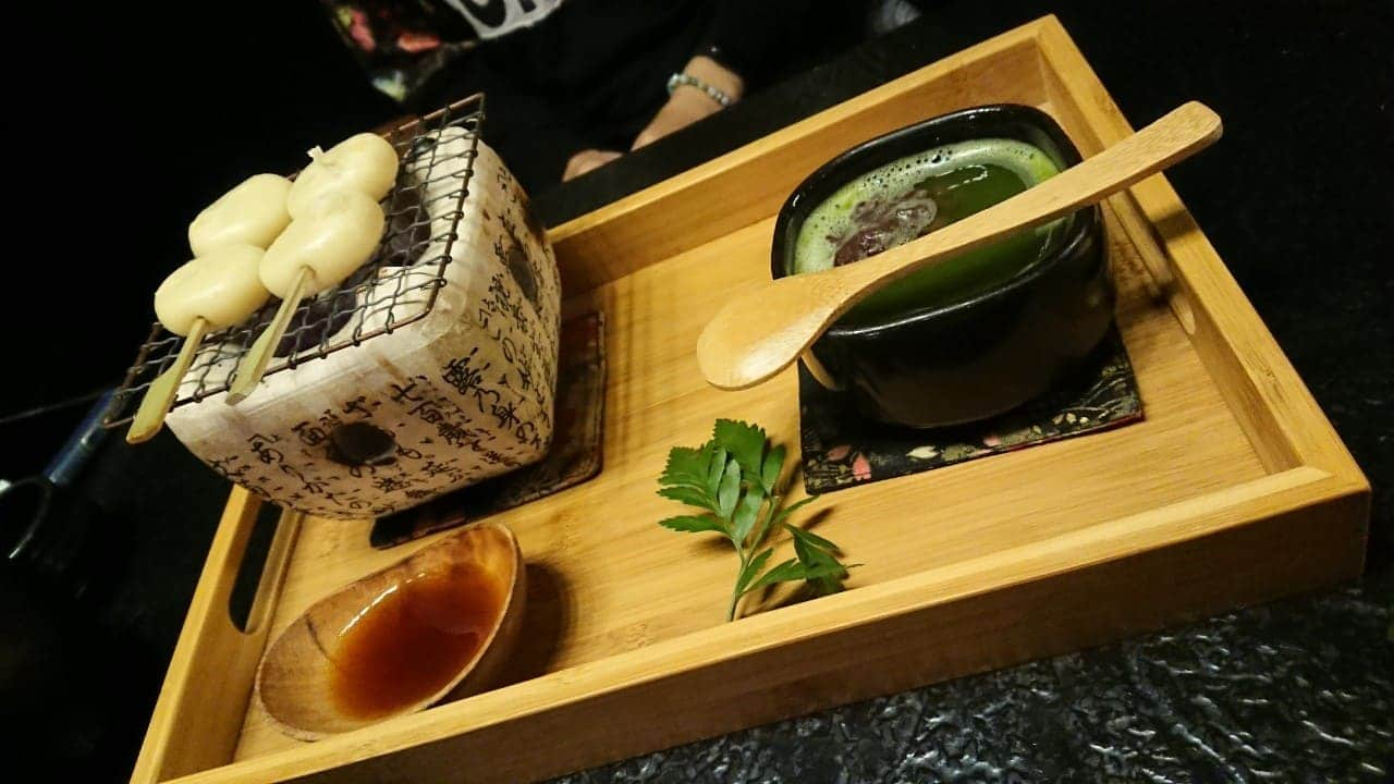 ikki藝奇新日本料理-烤團子