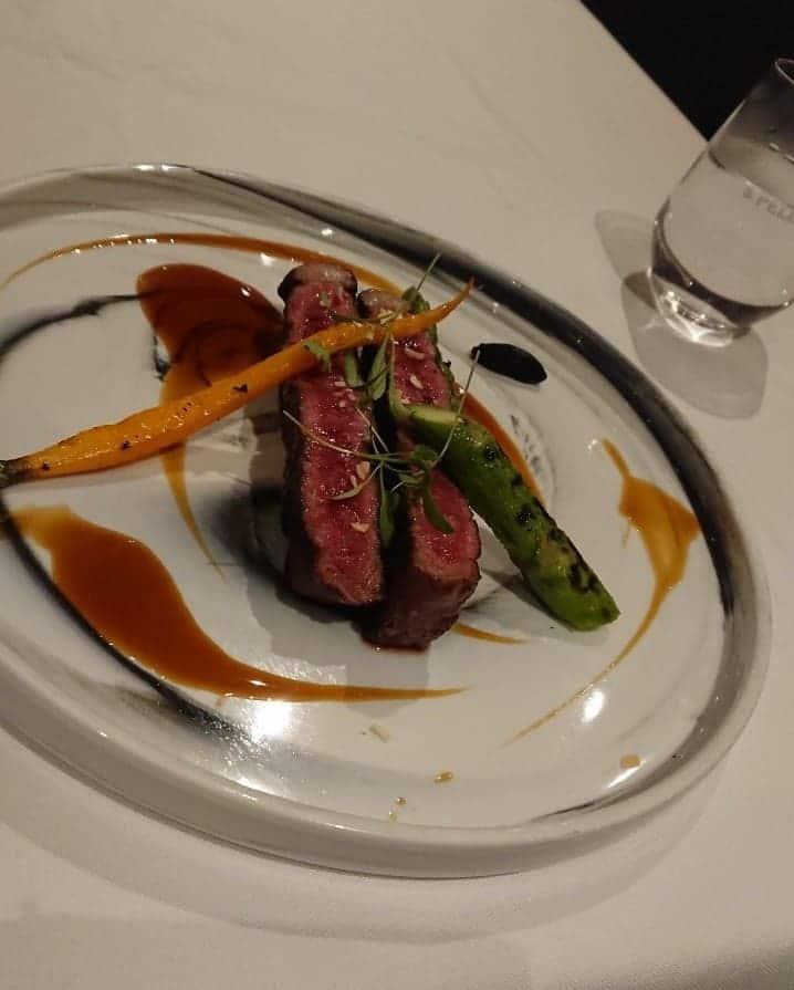 華國牛排館-主菜-美國特級肋眼心牛排