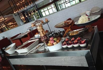 寒舍艾麗酒店La Farfalla 義式餐廳用餐心得- Humble House Taipei,EZTABLE預付訂位方案最低86折起