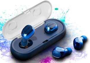 入耳式/耳道式-聆翔 藍芽bluetooth 5.0 雙耳無線藍芽耳機 高清重低音 好音質 讓你驚艷bluetooth-headphone-wireless-earphone