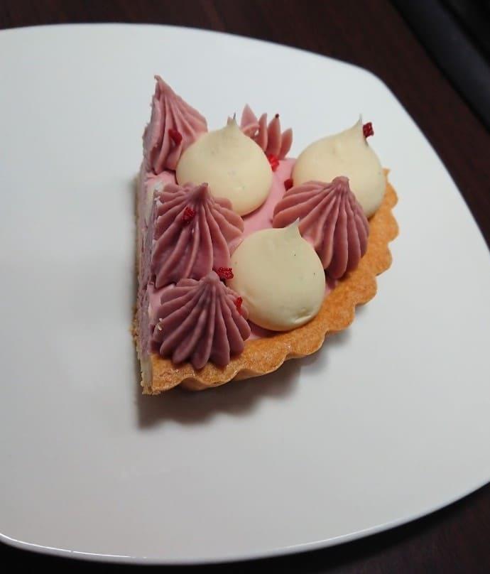黑手甜點 【莓果生乳酪塔】
