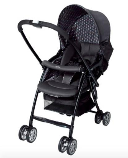 嬰兒推車 Aprica 愛普力卡 Karoon 629 超輕量雙向平躺型嬰幼兒手推車